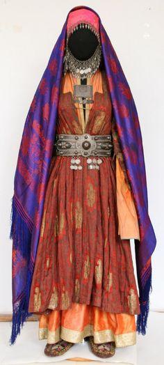 Одежда наших предков.