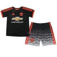 adidas Manchester United Third Kit 2015 2016 Baby