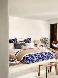 New Zara Home Spring – Summer 2015 Collection. Ropa de cama.