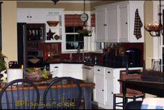 kitchen ~love the island