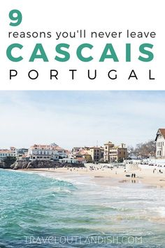 Want to experience where old and modern on the Portuguese coast? Here are some of the best things to do in Cascais, Portugal!