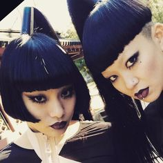 Had amazing shooooooot❤️❤ Make up by @barbiemichiru ❤️❤️❤️❤️Thank you @tetsuronagase ❤️❤️❤️ We missed you guys ❤️ #AyaBambi #TeamAyaBambi