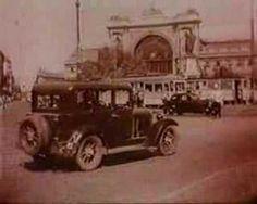 Retro movie - Budapest