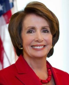 Nancy Pelosi, the minority House leader, was chosen to be the first female Democratic Leader of the House of Representatives in 2002. Four years later she became the first female Speaker of the House.