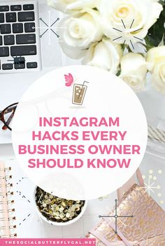 What if I told you there are MORE hacks to skyrocket your Instagram account! I'm sharing my top Instagram hacks for increasing engagement:http://www.thesocialbutterflygal.net/2017/07/instagram-hacks-every-business-owner-know/ #InstagramTips #SocialMedia #SmallBusiness #InstagramHacks