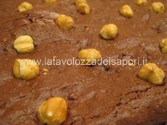 Brownie alle Nocciole   http://www.latavolozzadeisapori.it/ricette/brownie-alle-nocciole