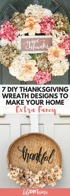 I've never had a wreath specifically for Thanksgiving, but I'm going to give it a try this year. For some inspiration, I've rounded up a fun list of easy DIY Thanksgiving wreath designs that are perfect for this year.