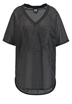 Dies wird dein neues Sportshirt. Ivy Park T-Shirt print - black für 48,90 € (21.05.16) versandkostenfrei bei Zalando bestellen.