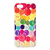 Joyland Colorful Button Pattern Hard Case for... – CAD $ 6.06