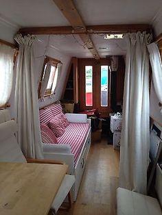 'Maja' 60ft Cruiser Stern Narrowboat - moored near Devizes, Avon & Kennet Canal