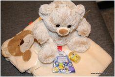 Wie finden wir es ???  : 3. Gewinnspiel zum Bloggeburtstag - Teddy und Bade...