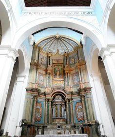 Altar Mayor de la Catedral Metropolitana de Panamá.
