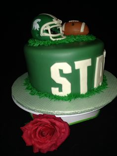 Michigan State Possible Groom Cake