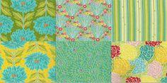 Chantilly fabric from Moda!