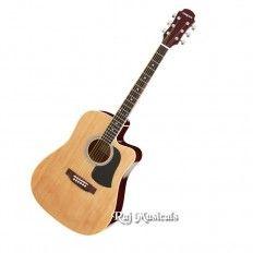 Aria AWN-15C Cutway Acoustic Guitar
