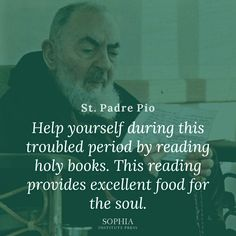 ~St. Padre Pio