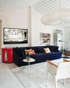 picture masculine living room 18 60 Masculine Living Room Design