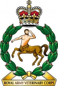 Royal Army Veterinary Corps.