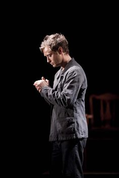 Jude Law as Hamlet. I will find this video if it is the last thing I do.