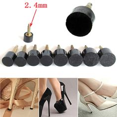 One Pair Adjustable Durable Shoe Stretcher for Womens High Heel Leather Shoe