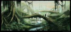 Risultati immagini per fantasy landscape