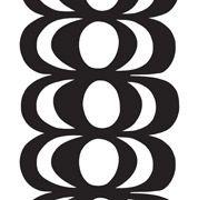 Fabric as art: Kaivo cotton fabric by Marimekko