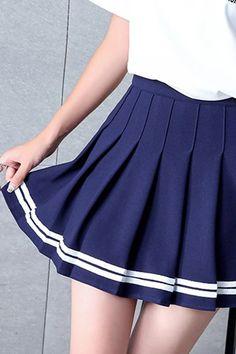 Cheer Skirts, Skirt Outfits, Tennis, Mini Skirts, Zipper, Cute, Beauty, Collection, Mustang