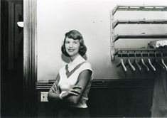 "Writing Advice from Sylvia Plath - ""The worst enemy to creativity is self-doubt."""