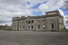 Emo Court is a country villa designed by architect James Gandon in the late 18th century. The house and its fabulous gardens are a lovely place to explore in County Laois.