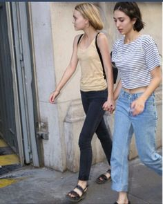 Lily rose depp and Gracie Friendship goals, beautiful