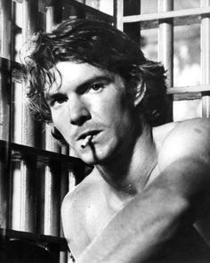 Dennis Quaid. The Night the Lights Went out in Georgia.