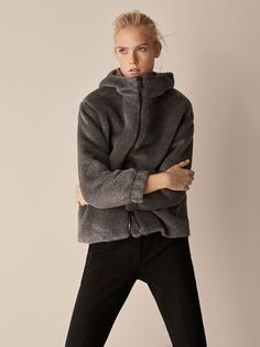 e08442dbeee View all - Coats & Jackets - COLLECTION - WOMEN - Massimo Dutti - United  States
