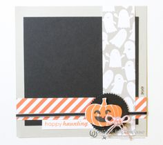 Fall Fest 6 x 6 Page