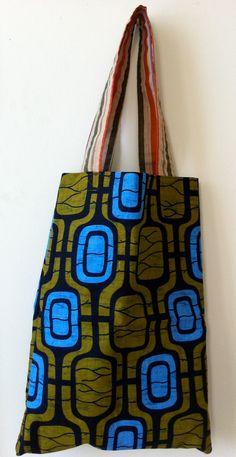 Reversal+Japanese+Kimono/+African+Wax+Fabric+by+Yokoskimonodesign,+$27.00