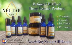The Nectar CBD product line is comprised of agave-sweetened distillate-based hemp extract CBD oil, an arnica and olive-oil based topical and pet drops and pet treats for your furry family members! #nectarcbd #cbd #cbdoil #cbdnectar #nectarsweet #hemp #hempextract #hempoil #fullspectrum #distillate #sustainable #organic #cannabis #farming #colorado #science #nature #natural #healthy