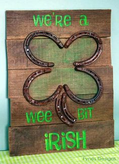 st. patty's wreaths | 30 Fun St. Patricks Day DIY Projects - Sunshine Inspired Designs ...