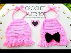 CROCHET TOP Para Niña Pequeña |Tejiendo Con Erica, My Crafts and DIY Projects