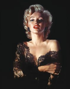 Marilyn and Lace.