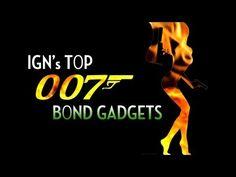 ▶ IGN's Top 007 Bond Gadgets - YouTube