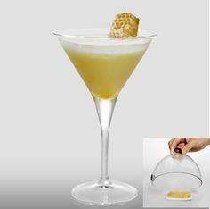 Peaty Honey #cocteleriaevolutiva