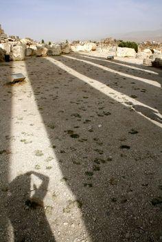 tripmii - Beirut - Baalbek - Shaddows and Ruins - <3