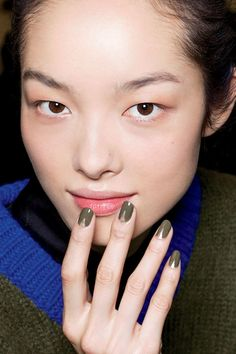 Master Fall's Mod Manis Using Your Favorite School Supplies | Teen Vogue