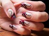 general-beauteous-white- french-nail-art