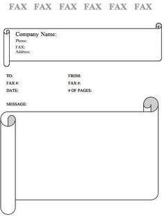 This Printable Fax Cover Sheet Is Labeled Sensitive And Also