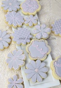 Haniela's: ~Lace Cookies~