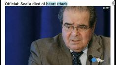 Judge Scalia died of heart attack--but was it natural?