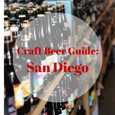 Beer, Bars and Breweries in San Diego, California
