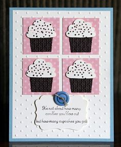 Krystal's Cards and More: Challenge Monday 3.14.11