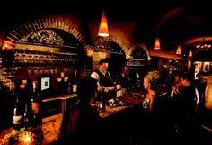 Brick interior bar