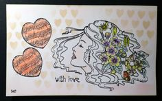 Chocolate Baroque - Spring Awakening, Music Fanfare, Mackintosh Sentiments stamps